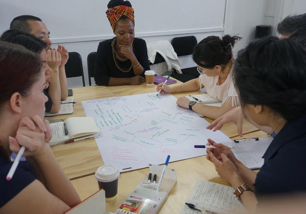 Multidisciplinary student teams collaborate to address water scarcity in South Africa
