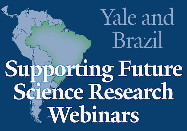 Yale and Brazil Webinar graphic