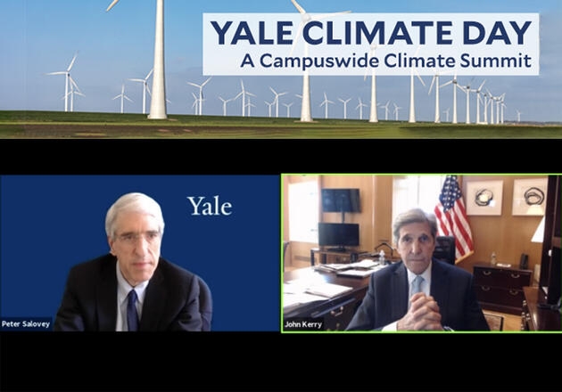 Yale Climate Day