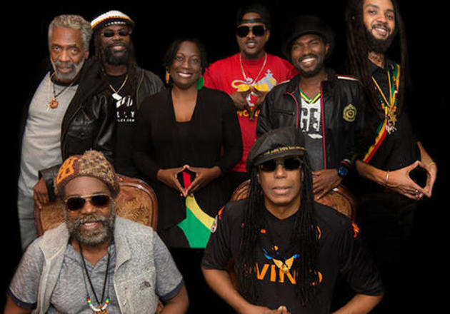 The Wailers, the band that helped make Bob Marley an international reggae superstar, will perform on the New Haven Green on June 24, along with Rusted Root.