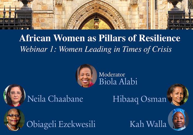 African Women's Forum - video image