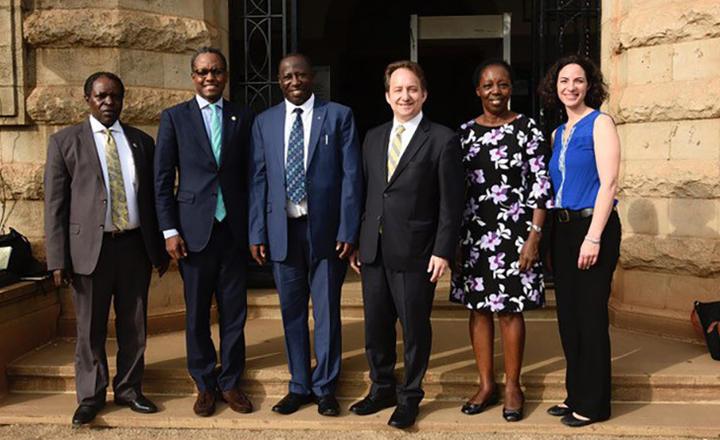 Bonds of Yale-MUYU partnership strengthened