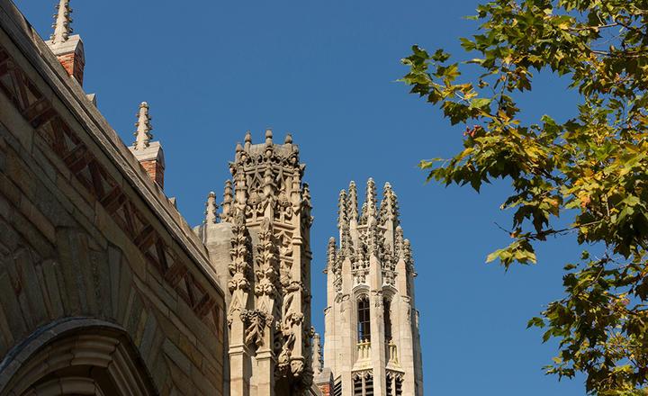 Yale Law School building