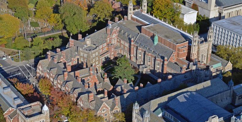 Yale University's Global Strategy