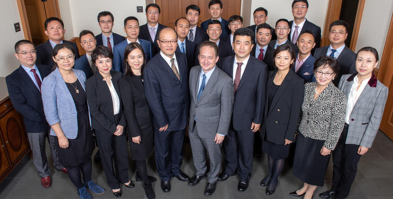 China-Yale Youth Leaders Dialogue Concludes